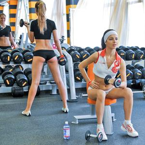 Фитнес-клубы Цимлянска