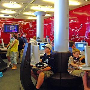 Интернет-кафе Цимлянска