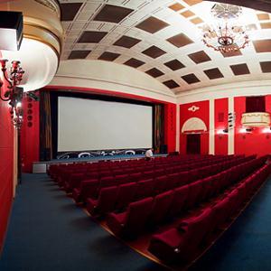 Кинотеатры Цимлянска