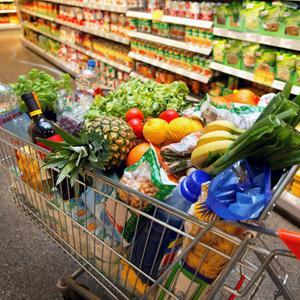 Магазины продуктов Цимлянска