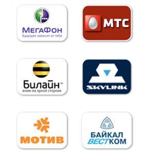 Операторы сотовой связи Цимлянска