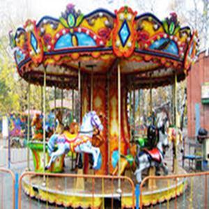Парки культуры и отдыха Цимлянска