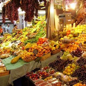 Рынки Цимлянска