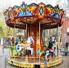 Парки культуры и отдыха в Цимлянске