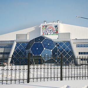Спортивные комплексы Цимлянска