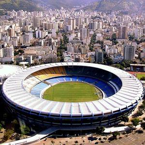 Стадионы Цимлянска