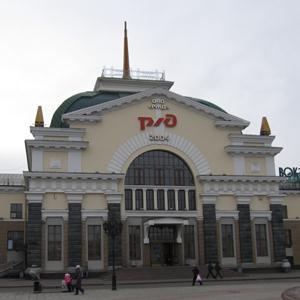 Железнодорожные вокзалы Цимлянска